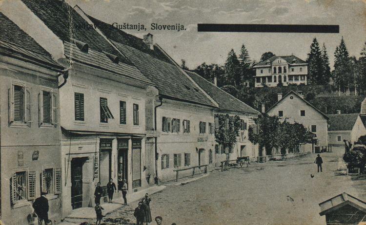 Ravne na Koroskem in the past, History of Ravne na Koroskem
