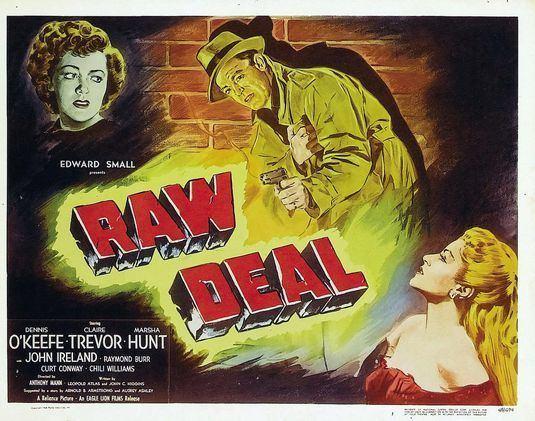 Raw Deal (1948 film) Dear Old Hollywood Raw Deal 1948 Film Locations