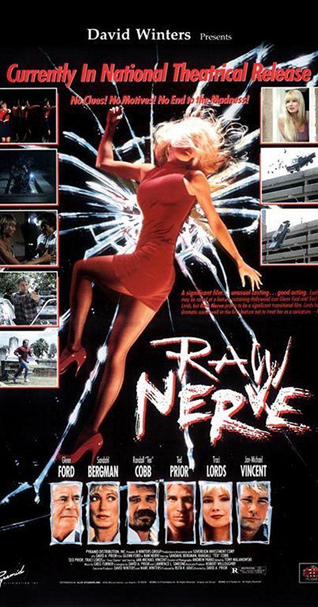 Raw Nerve (1990 film) Raw Nerve 1991 IMDb