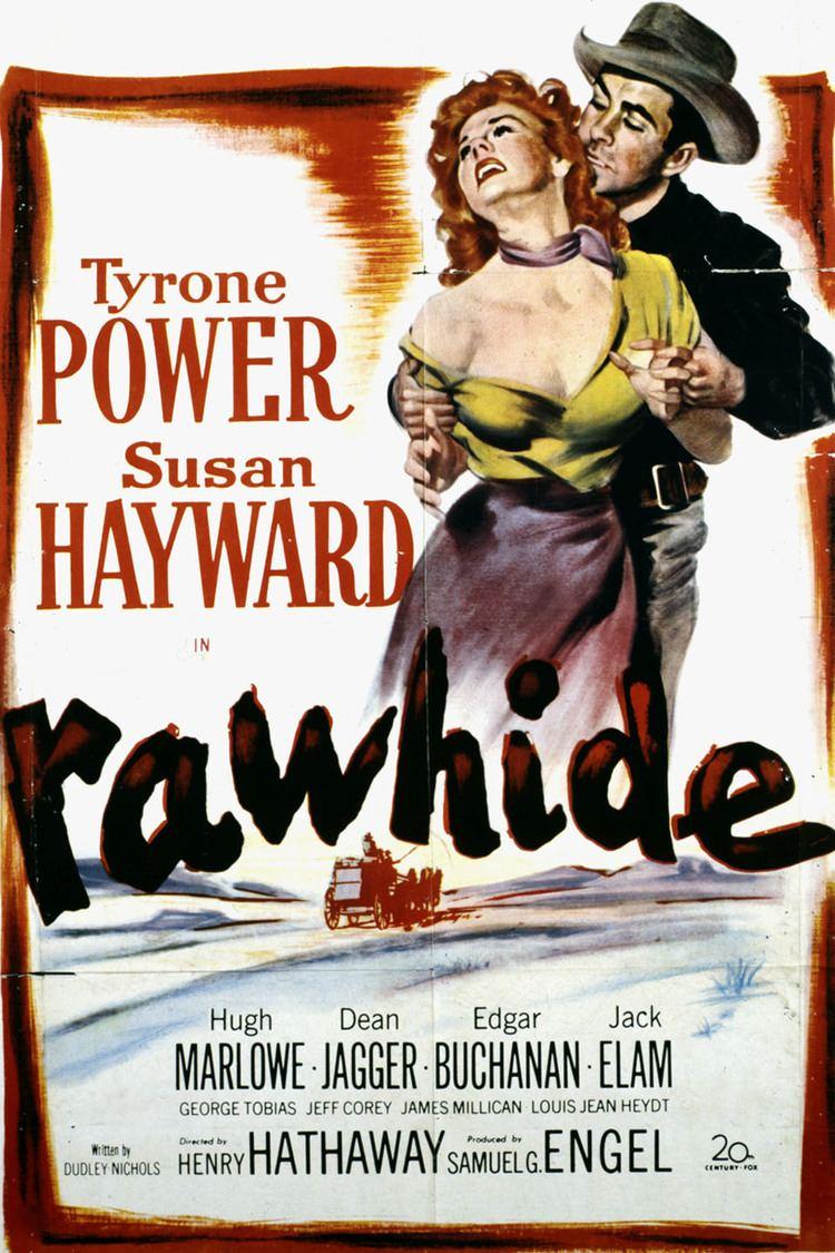 Rawhide (1951 film) wwwgstaticcomtvthumbmovieposters40160p40160