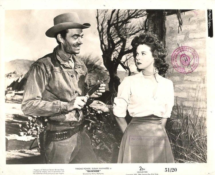 Rawhide (1951 film) Rawhide 1951 Henry Hathaway Twenty Four Frames