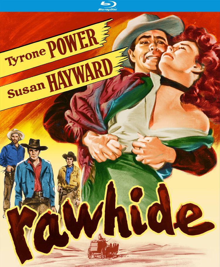 Rawhide (1951 film) Rawhide 1951 Bluray Kino Lorber Home Video