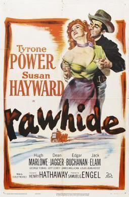 Rawhide (1951 film) Rawhide 1951 film Wikipedia