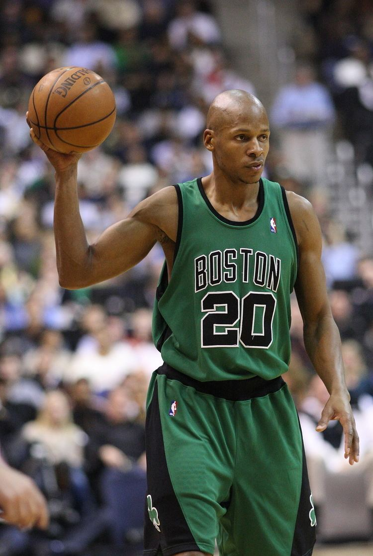 Ray Allen Ray Allen Wikipedia the free encyclopedia