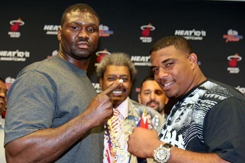 Ray Austin (boxer) Photos Odlanier Solis vs Ray Austin Boxing news