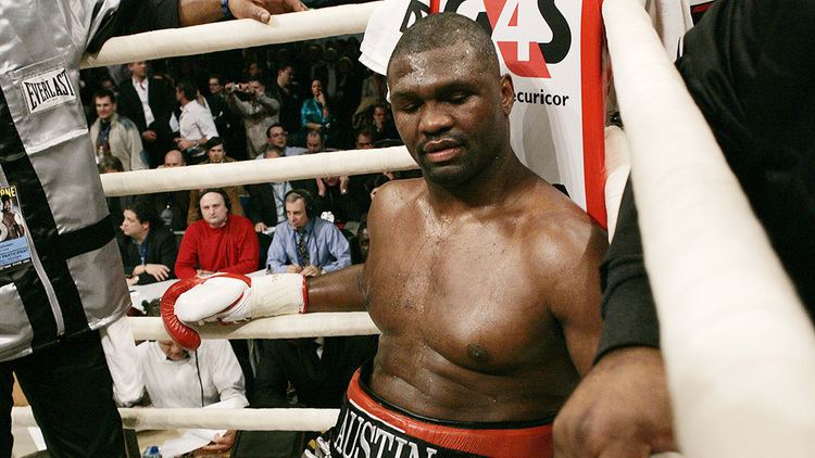 Ray Austin (boxer) HBO Boxing Wladimir Klitschko vs Ray Austin