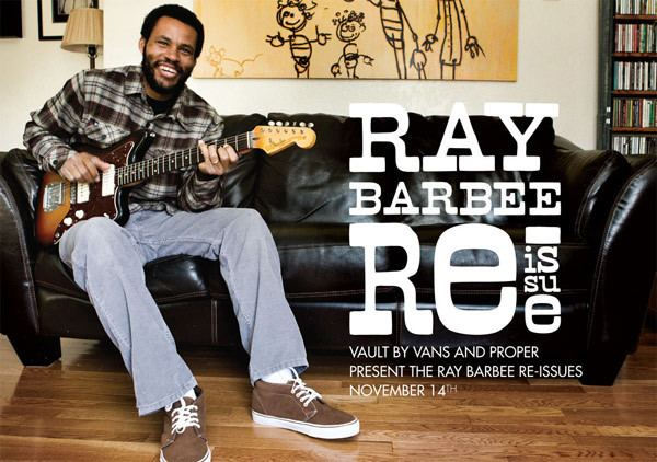 Ray Barbee Vans Vault Ray Barbee ReIssue Release Party Highsnobiety