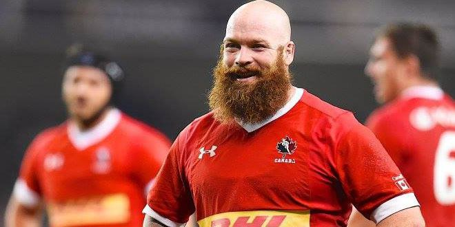 Ray Barkwill Barkwill back to lead Canada against USA Americas Rugby News