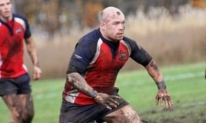 Ray Barkwill Around the world and back again Ray Barkwills rugby journey The