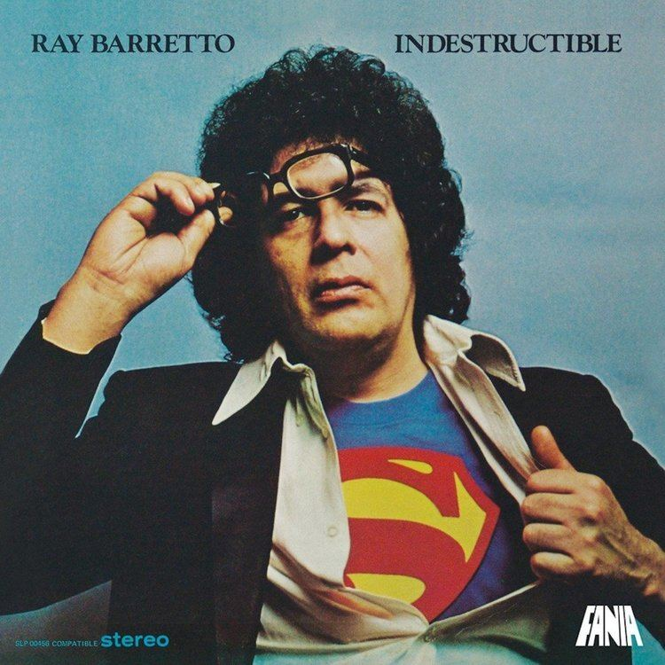 Ray Barretto Indestructible Fania
