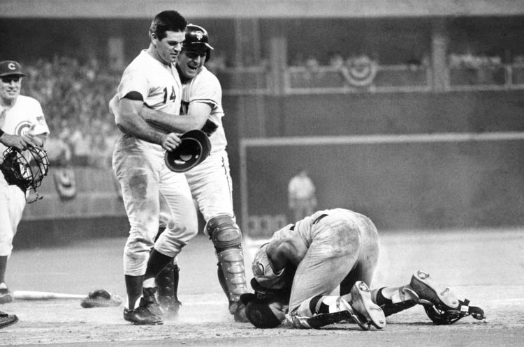 Ray Fosse Baseball moves to ban home plate collisions Washington Times