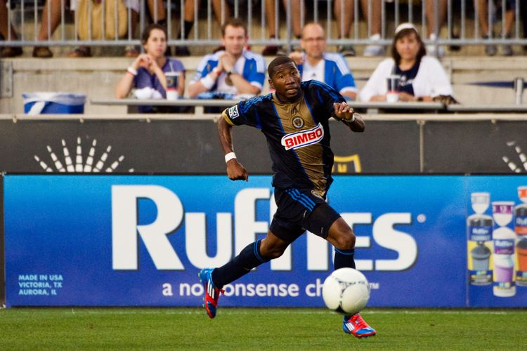 Ray Gaddis SBI MLS Rookie of the Week Ray Gaddis Soccer By Ives