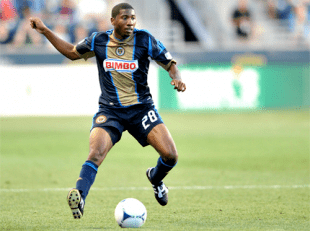 Ray Gaddis The Philly Soccer Page Union announce new contract for Ray Gaddis