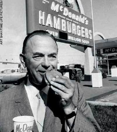 Ray Kroc Mentors We Change The Way You Think