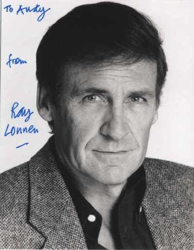 Ray Lonnen Sandbaggers Ray Lonnen