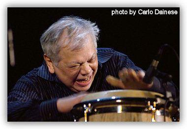 Ray Mantilla Jazzitalia Articoli Le mani infuocate di Mantilla