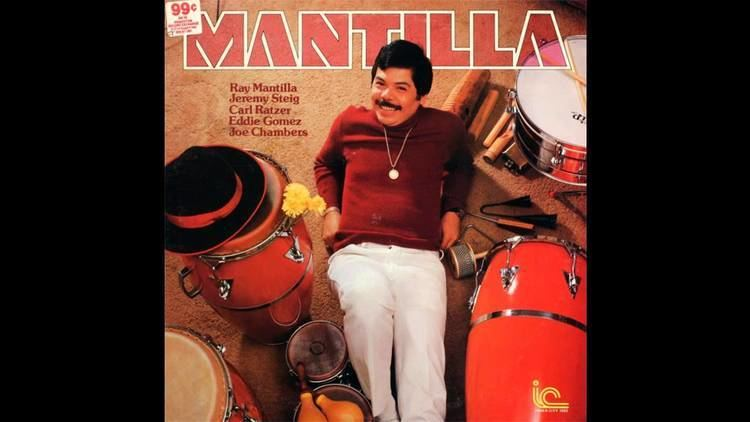 Ray Mantilla Jazz Fusion Ray Mantilla Chango Llama YouTube