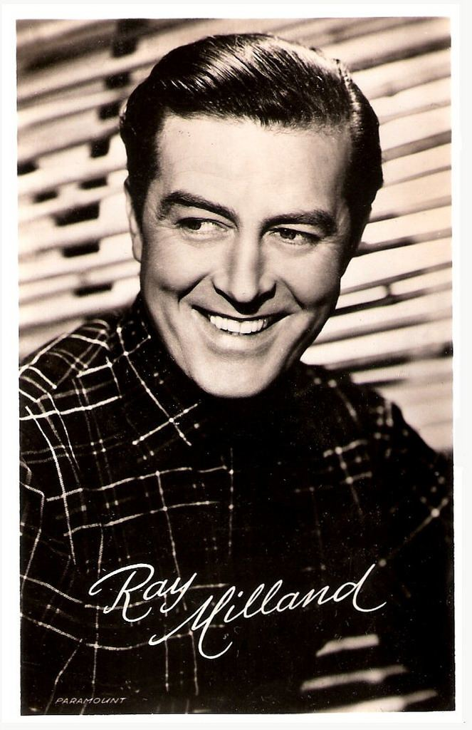 Ray Milland Ray Milland Flickr Photo Sharing