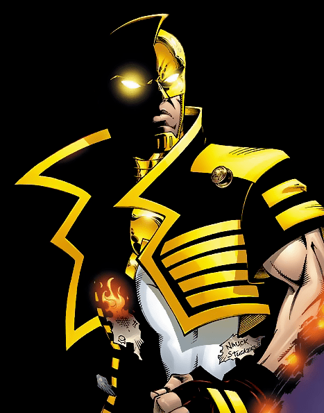 Ray (Ray Terrill) 5 DC Characters Who Deserve Their Own Vehicle