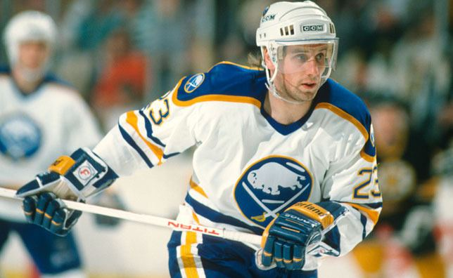 Ray Sheppard TBT PROFILE RAY SHEPPARD Buffalo Sabres Features