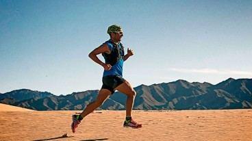 Ray Zahab Ray Zahab Ultramarathon Runner