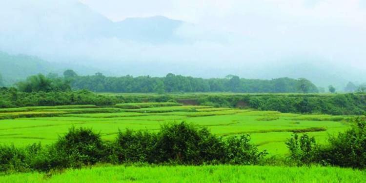 Rayagada Beautiful Landscapes of Rayagada