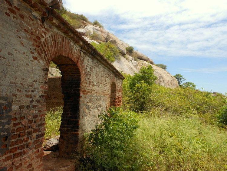 Rayakottai The Unstoppable Force Rayakottai Tipu Sultan39s Forgotten Fort