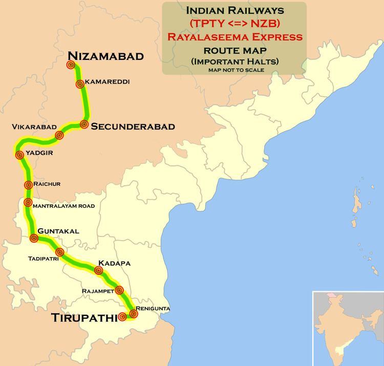 Rayalaseema Rayalaseema Express Wikipedia