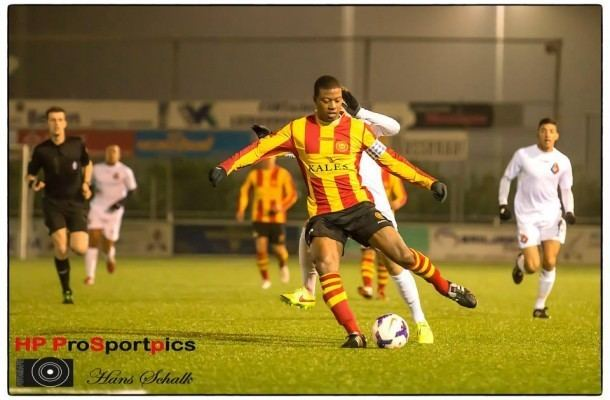 Raydell Kewal Favoriete speler van De Groot SV Hillegom Raydell Kewal Voetbal