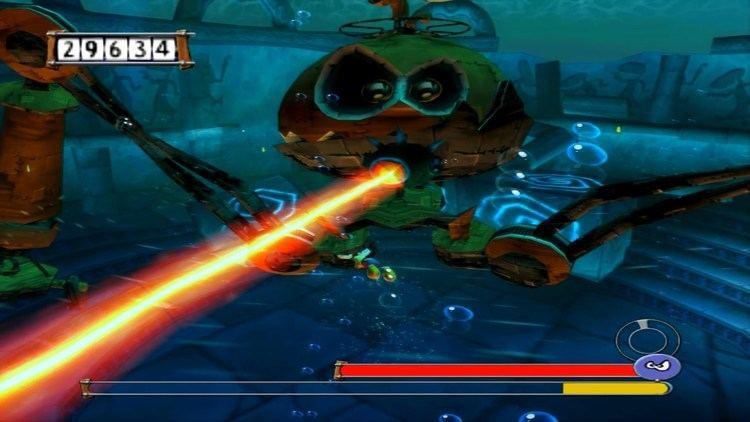 Rayman 3: Hoodlum Havoc Rayman 3 Hoodlum Havoc All Bosses No Damage YouTube