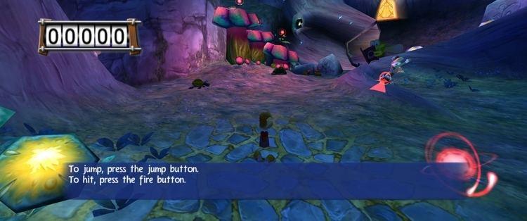 Rayman 3: Hoodlum Havoc Rayman 3 Hoodlum Havoc WSGF