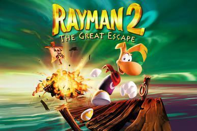 Rayman (video game) Rayman 2 The Great Escape Wikipedia
