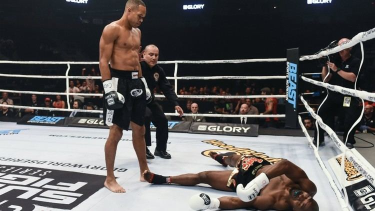 Raymond Daniels (Gaelic footballer) Raymond Daniels Looks to do Some Damage at Glory 19 Muscle Fitness