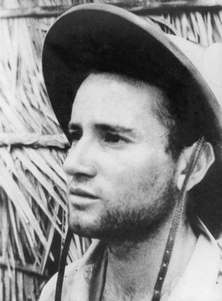 Raymond Maufrais Dziennik Raymonda Maufrais znaleziony w Gujanie