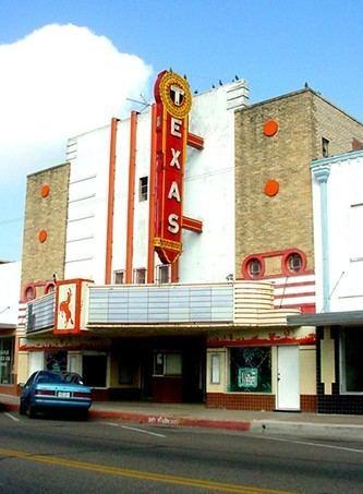 Raymondville, Texas wwwtexasescapescomTexasarchitectureTexasTheat