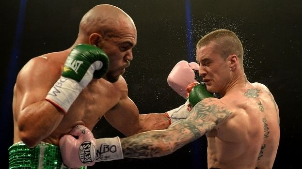 Raymundo Beltran Ricky Burns retains title after controversial draw with