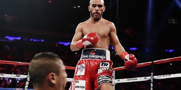 Ray Beltrán Boxer Ray Beltran in another fight to stay in US