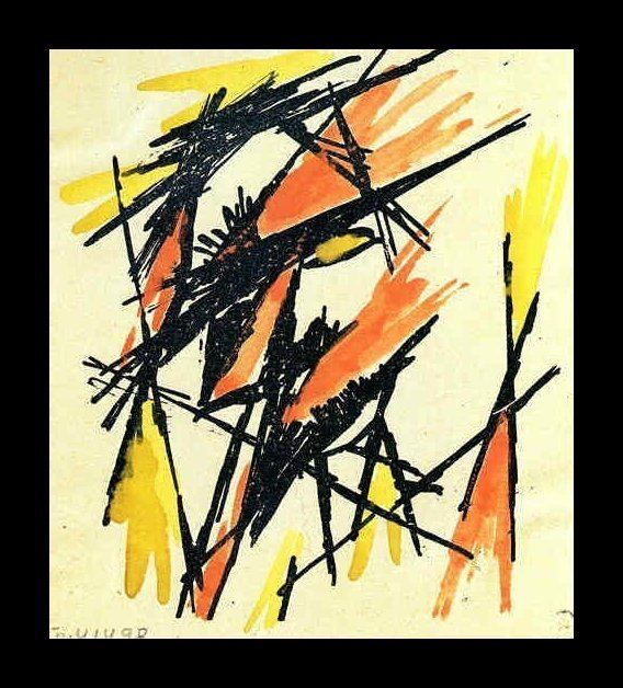 Rayonism Mikhail Larionov What is it worth Our art experts provide