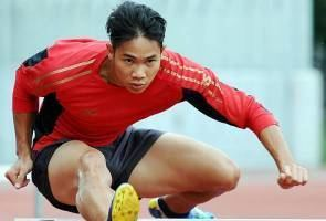 Rayzam Shah Wan Sofian Rayzam Shah smashes long standing national 110m hurdles record in