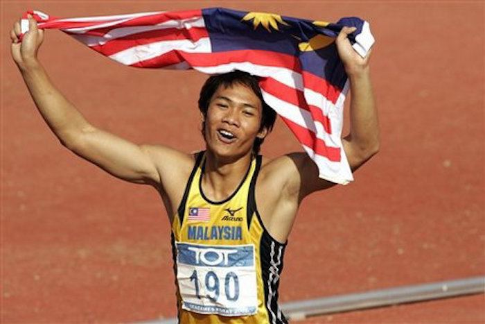 Rayzam Shah Wan Sofian SEAGames Rayzam Shah is Malaysias hope for gold in athletics