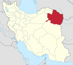 Razavi Khorasan Province Wikipedia