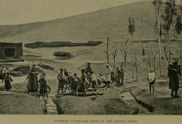 Razavi Khorasan Province in the past, History of Razavi Khorasan Province