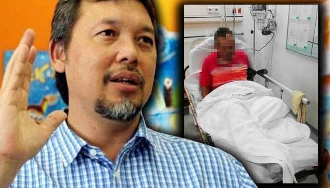 Razif Sidek Berita kematian Razif Sidek palsu Free Malaysia Today
