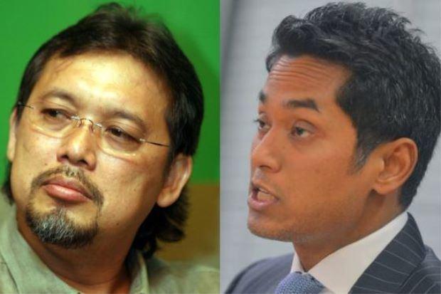 Razif Sidek Khairy smashes Razif Sidek for Chong Wei allegations