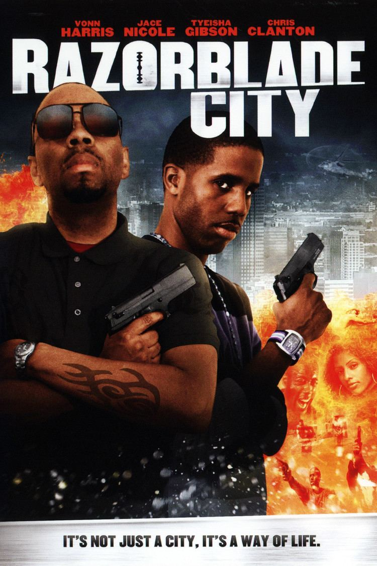 Razorblade City wwwgstaticcomtvthumbdvdboxart8396631p839663