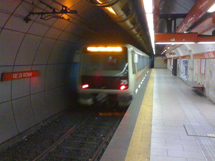 Re di Roma (Rome Metro)