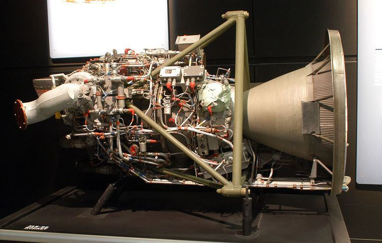 Reaction Motors XLR11