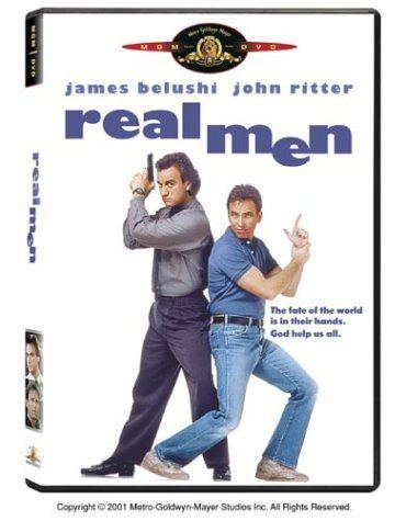 Real Men (film) Amazoncom Real Men Jim Belushi John Ritter Barbara Barrie Bill