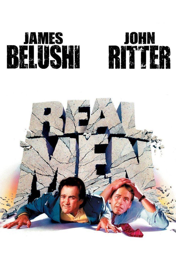 Real Men (film) wwwgstaticcomtvthumbdvdboxart10504p10504d