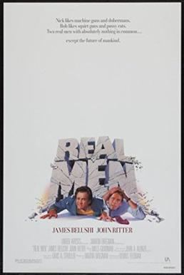 Real Men (film) Real Men film Wikipedia